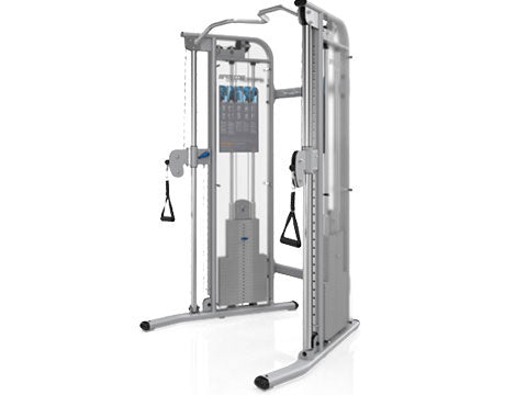Factory photo of a Refurbished Precor Icarian FTS Glide Dual Adjustable Pulley Functional Trainer