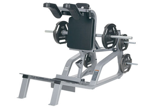 Factory photo of a Used Precor Icarian Plate Loaded Super Squat