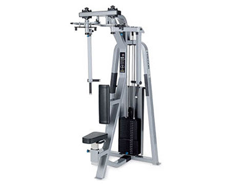 Factory photo of a Refurbished Precor Icarian Rear Delt and Pec Fly