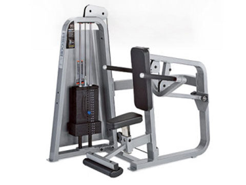 Factory photo of a Refurbished Precor Icarian Seated Dip