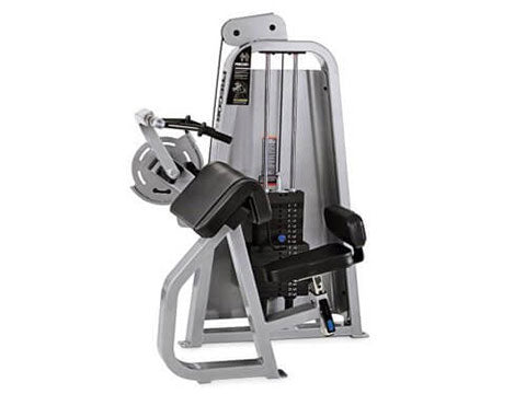 Factory photo of a Refurbished Precor Icarian Seated Tricep Extension