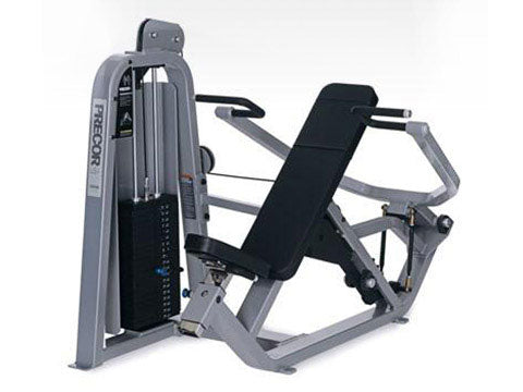 Factory photo of a Used Precor Icarian Shoulder Press