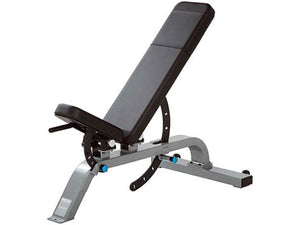 Factory photo of a Refurbished Precor Icarian Super Bench Multi Adjustable Bench