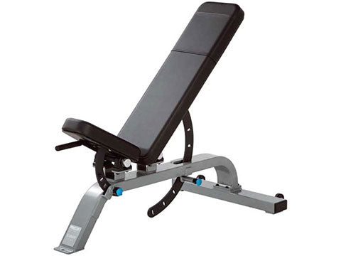 Factory photo of a Used Precor Icarian Super Bench Multi Adjustable Bench