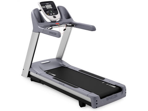 Factory photo of a Refurbished Precor TRM823 Treadmill