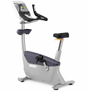 Factory photo of a Used Precor UBK815 Upright Bike