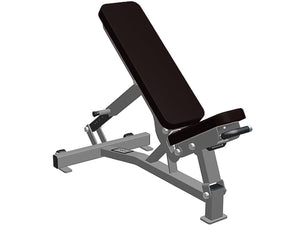 Refurbished Hammer Strength Multi Adjustable Bench - Black