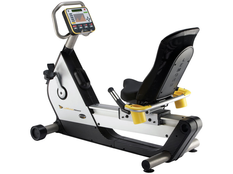 Refurbished LeMond RevMaster g-force RT Recumbent Bike Angle