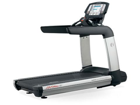 Refurbished Life Fitness 95T Engage Treadmill