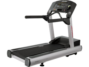 Factory photo of a Used Life Fitness CLST Integrity Series Treadmill