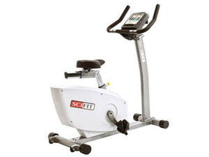 Factory photo of a Refurbished SciFit ISO 7000 Upright Bike