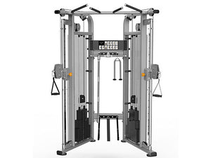 Factory photo of a Refurbished Sportgear Dual Adjustable Pulley Functional Trainer 2100mm Height