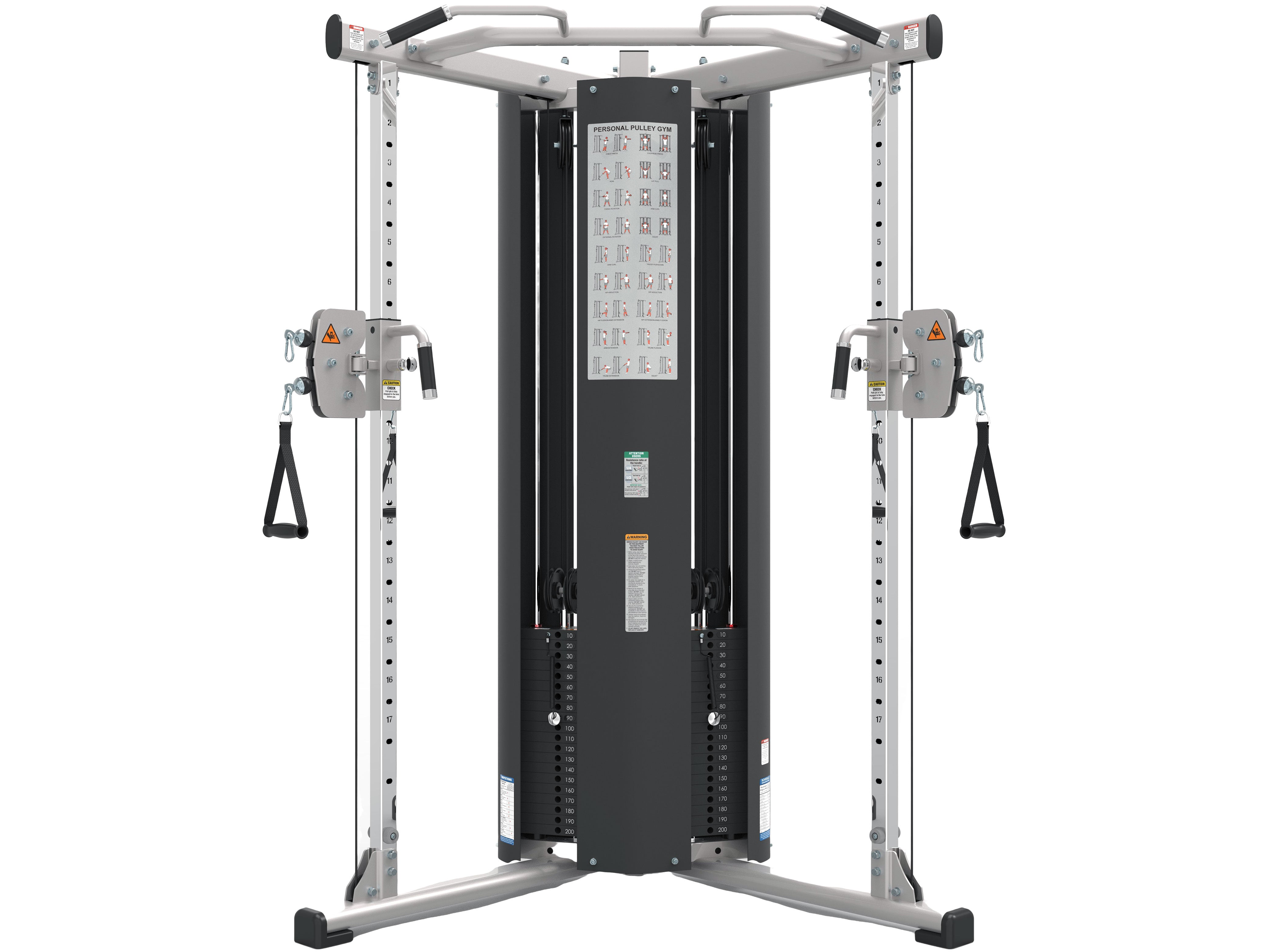 Sportgear Dual Stack Functional Trainer