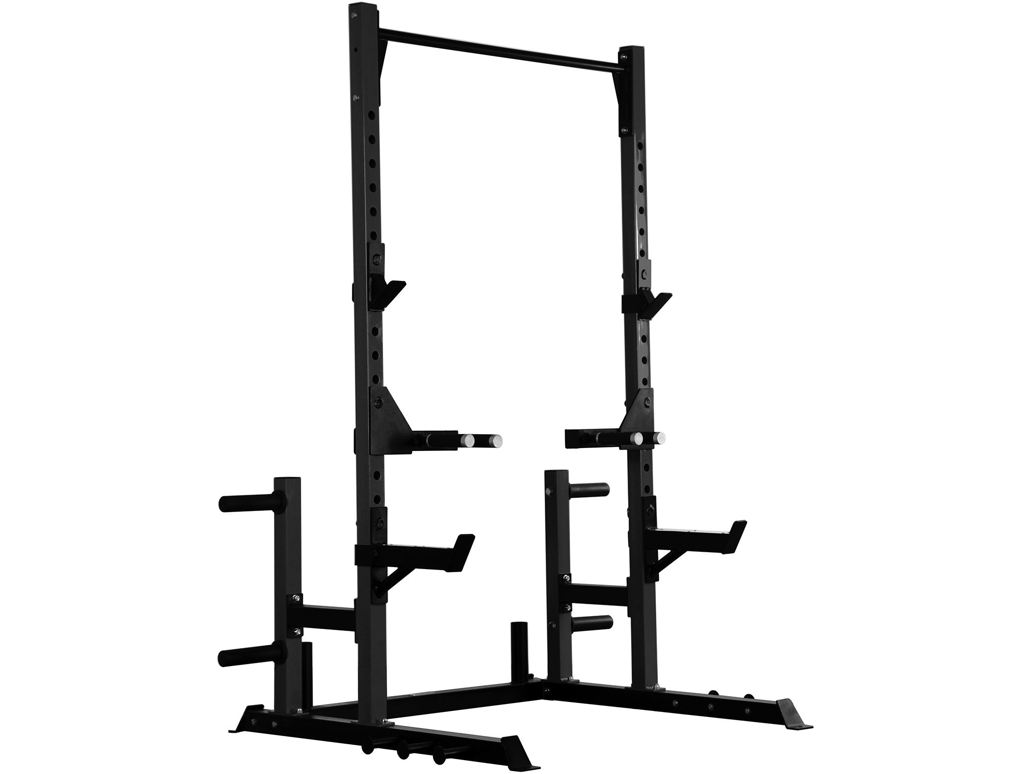 Sportgear Light Commercial Half Power Rack