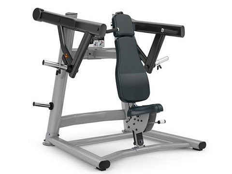 Factory photo of a New Sportgear Plate Loaded Shoulder Press