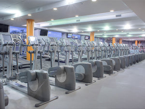 Image of a Sports Club Gym Package