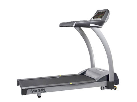 Factory photo of a Used SportsArt T631 Light Commercial Treadmill