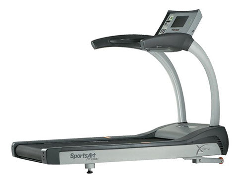 Factory photo of a Used SportsArt T680 Club Series Treadmill