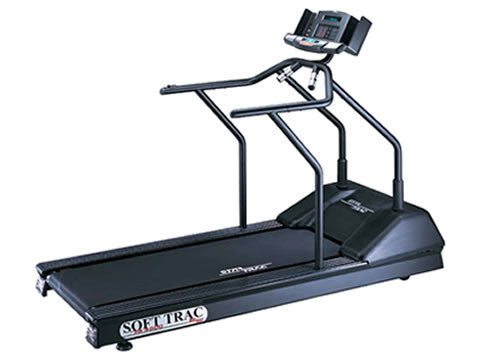 Factory photo of a Refurbished Star Trac 4500HR Treadmill
