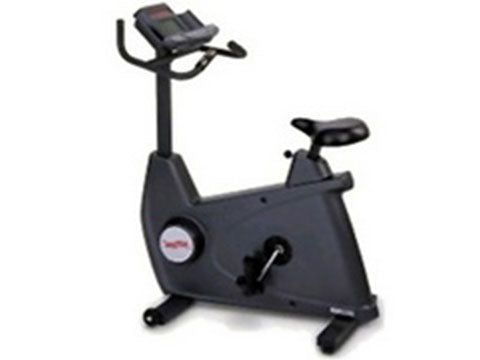 Factory photo of a Used Star Trac 5330HR Pro Upright Bike Original Style
