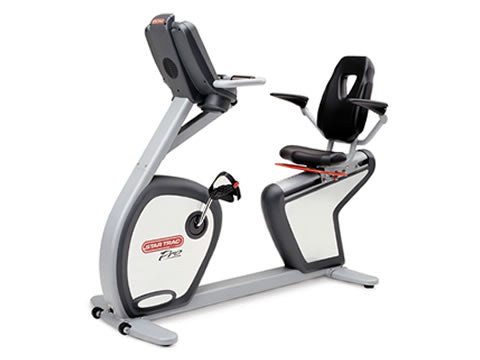 Factory photo of a Used Star Trac 6430HR Pro Recumbent Bike