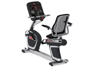 Factory photo of a Used Star Trac E Series Recumbent Bike Generation 2
