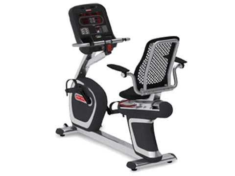 Factory photo of a Refurbished Star Trac E Series Recumbent Bike Generation 2