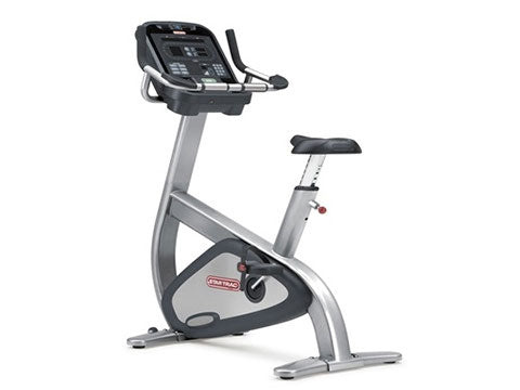 Factory photo of a Used Star Trac E Series Upright Bike Generation 2