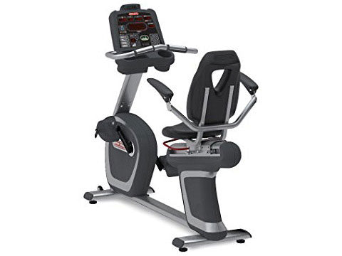 Factory photo of a Refurbished Star Trac S RBx S Series Recumbent Bike Generation 2