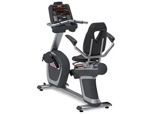 Factory photo of a Used Star Trac S RBx S Series Recumbent Bike Generation 2