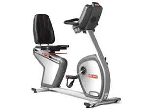 Factory photo of a Refurbished Star Trac S Series Recumbent Bike