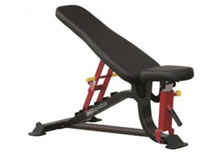 Factory photo of a New Sterling Flat Incline Decline Multi Adjustable Bench