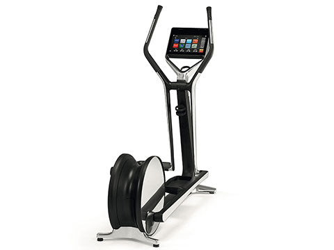 Factory photo of a Refurbished Technogym Cross Personal Crosstrainer with Unity Display