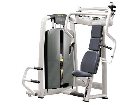 Factory photo of a Used Technogym Element Medical Chest Press