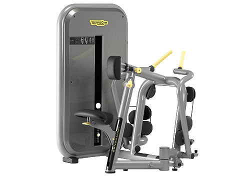 Factory photo of a Refurbished Technogym Element Medical Low Row