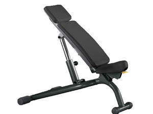 Factory photo of a Used Technogym Element Multi Adjustable Bench