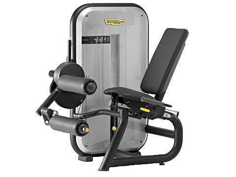 Factory photo of a Used Technogym Element Seated Leg Curl