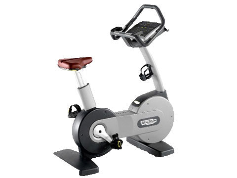 Factory photo of a Used Technogym Excite 500iSP Upright Bike