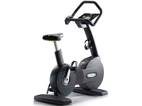 Factory photo of a Refurbished Technogym Excite Forma Upright Bike