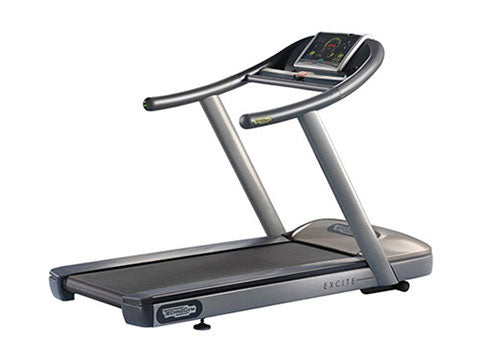 Factory photo of a Refurbished Technogym Excite Jog 700LED Treadmill