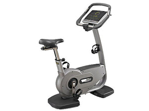 Factory photo of a Refurbished Technogym Excite Medical Upright Bike
