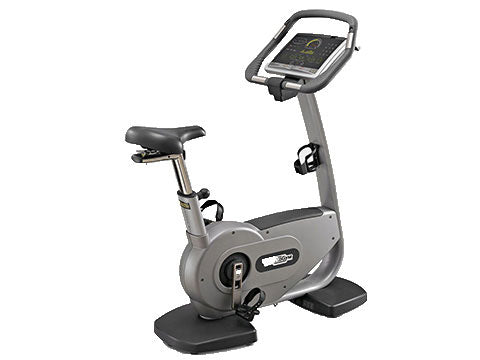 Factory photo of a Used Technogym Excite Medical Upright Bike