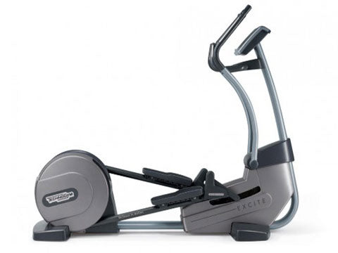 Factory photo of a Refurbished Technogym Excite Synchro 500iSP Crosstrainer