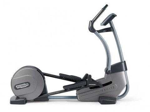Factory photo of a Refurbished Technogym Excite Synchro 700IP Crosstrainer with Wellness TV