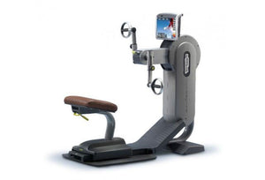 Factory photo of a Used Technogym Excite Top 700 Upper Body Ergometer with Unity Display