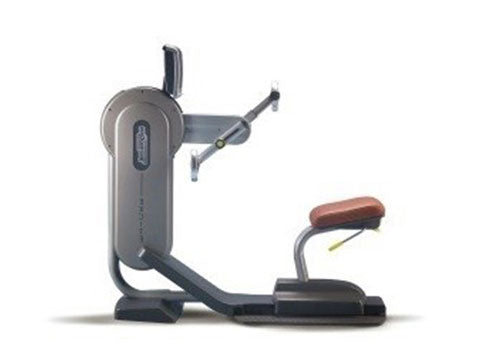 Factory photo of a Used Technogym Excite Top 700SP Upper Body Ergometer
