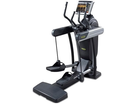 Factory photo of a Refurbished Technogym Excite Vario 700 Crosstrainer with Unity Display