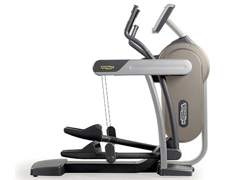 Factory photo of a Refurbished Technogym Excite Vario 700SP Crosstrainer with LED Display