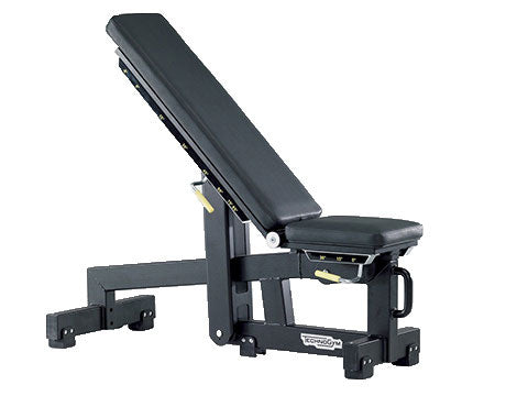Factory photo of a Refurbished Technogym Pure Strength Multi Adjustable Bench