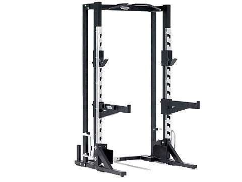 Factory photo of a Refurbished Technogym Pure Strength Olympic Half Rack